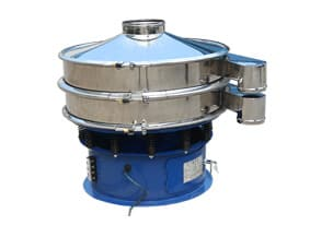 rotary vibrating screen main picture