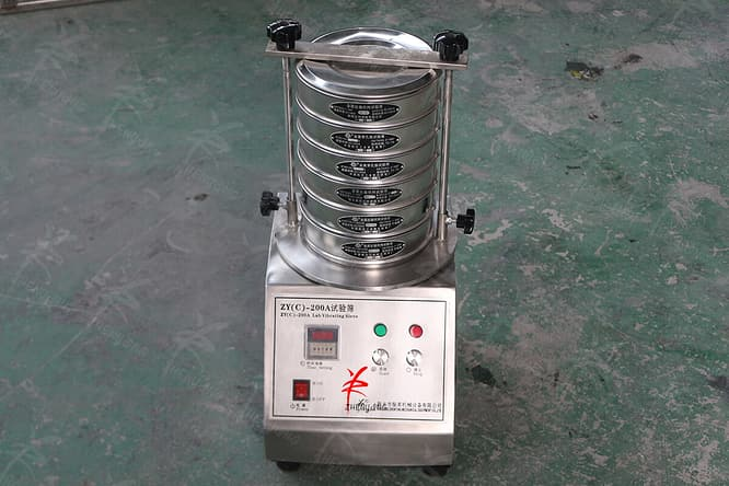 Diameter Lab Testing Sieves picture