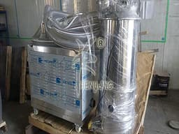 milk powder vacuum conveyors