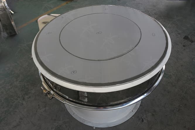 ultrasonic powder sieving machine