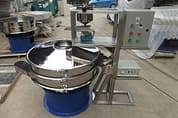 ultrasonic powder sieving machine picture one