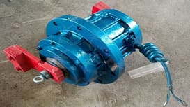 Vertical vibration motor main picture