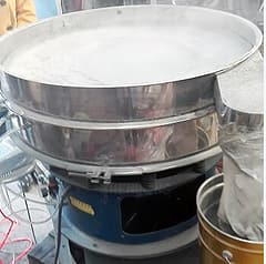 alumina-powder-vibrating-screen