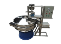 ultrasonic powder sieving machine picture